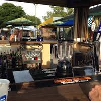 mako's on the rocks Largo FL tiki bar