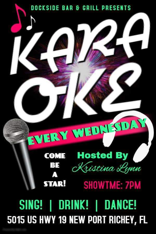 Where Karoke And Good Food In New Port Richey