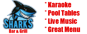 Sharks Bar & Grill Largo FL Weekly Calendar Events Entertainment Nightlife Things To Do
