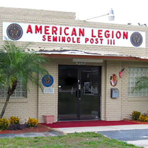 AMerican Legion Tampa post 111