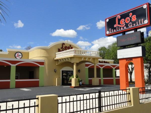 Leo's Italian Grill Palm Harbor FL