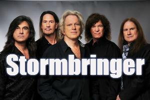 Stormbringer Band Calendar