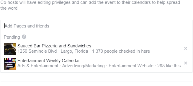 Make The Most Of Your Facebook Events